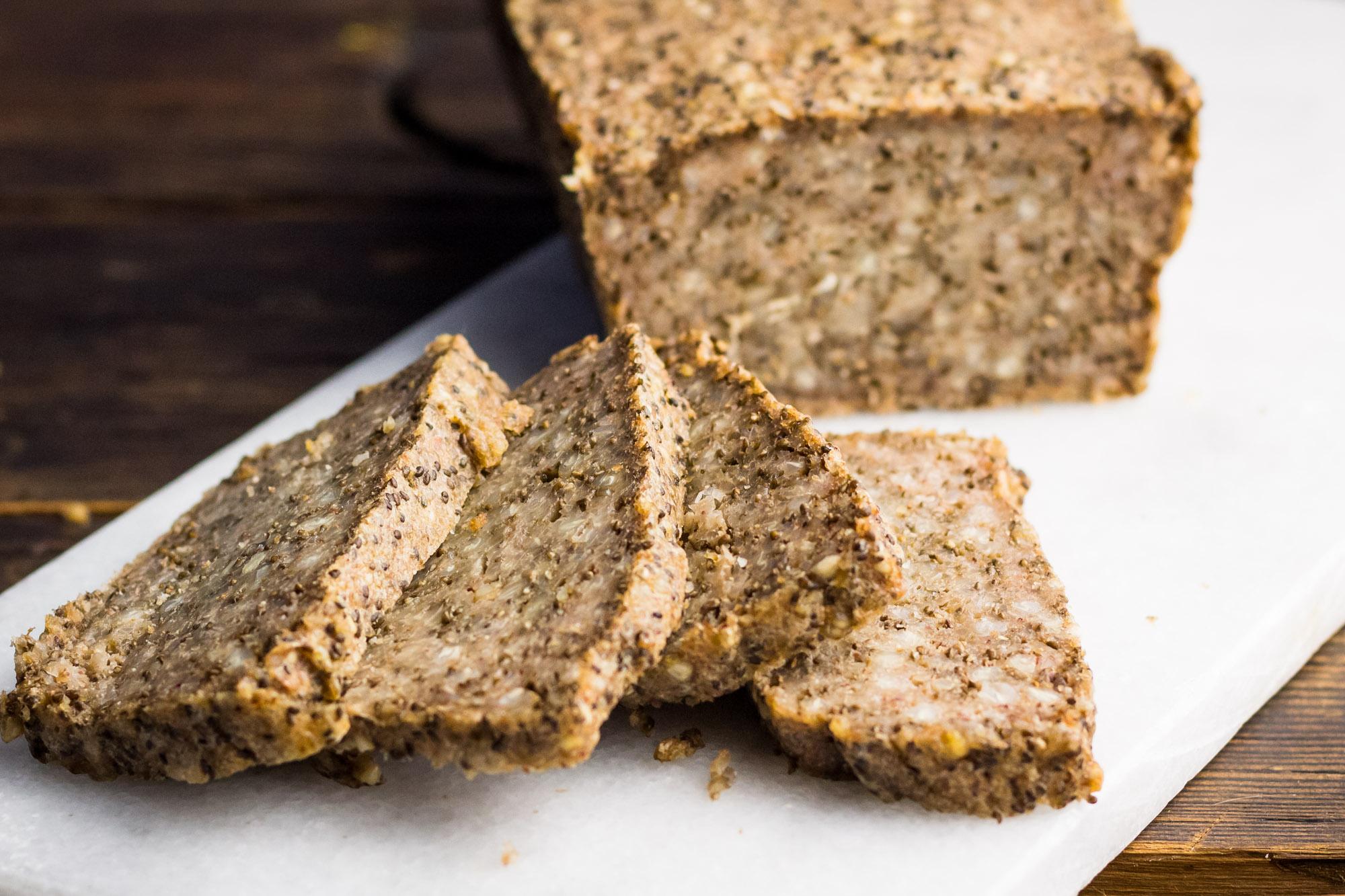 Foodie Friday: glutenvrij chiazaad-boekweitbrood