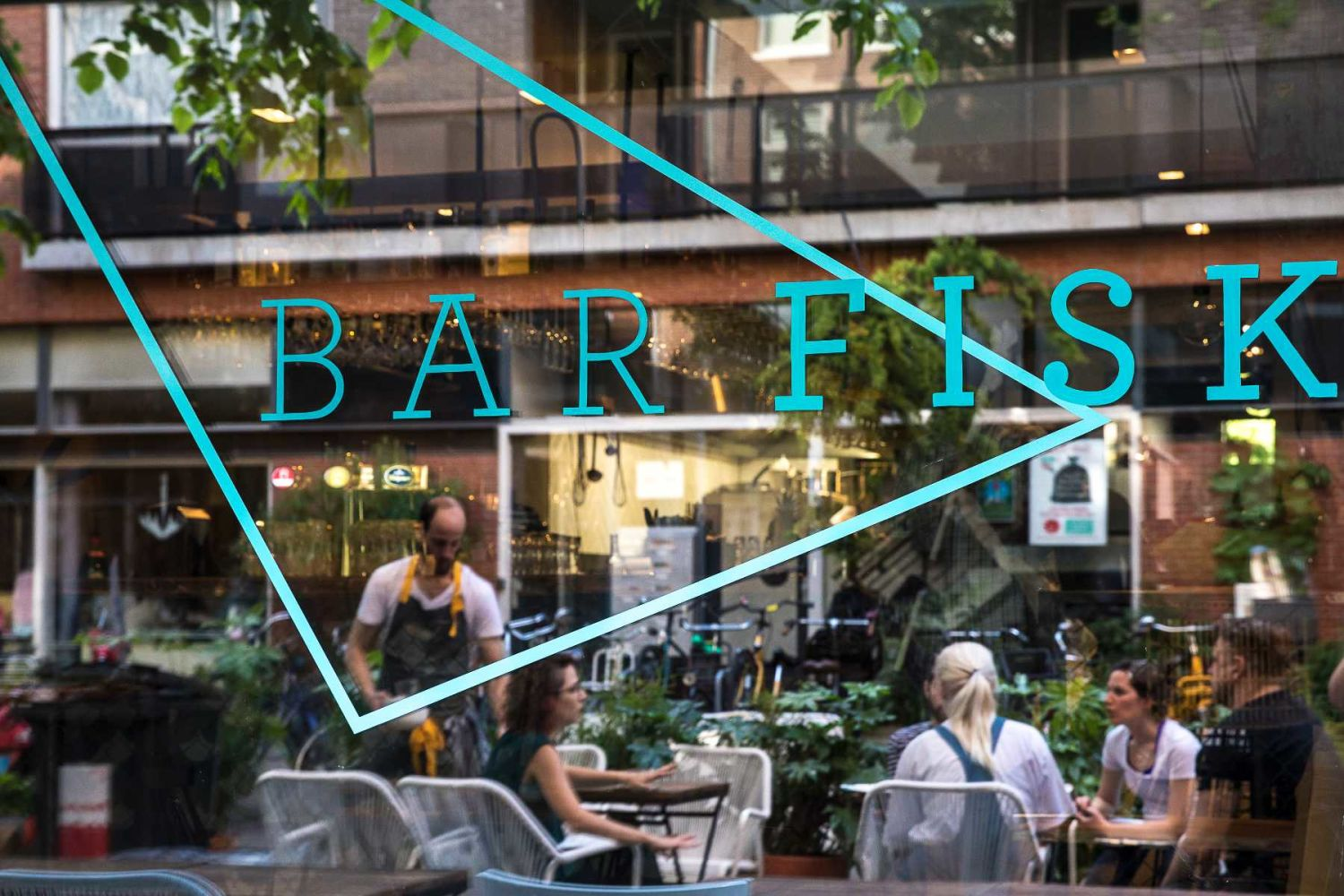 All Time Favourite: Bar Fisk in Amsterdam